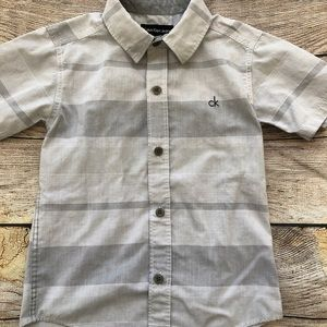 Calvin Klein Button Down, S/4